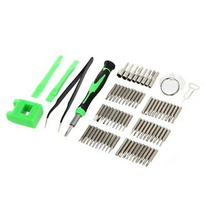 Hyper Tough 77 Piece Computer Electronic Repair Kit with Storage Case TS85134A