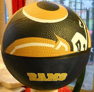 Los Angeles Rams Basketball NFL   NEW!!