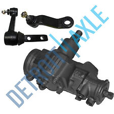 3 pc Kit: Complete OE Gear Box + NEW Steering Idler and Pitman Arm - 2WD