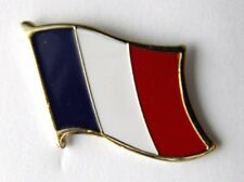 FRANCE FRENCH FLAG LAPEL HAT PIN BADGE 1 INCH INTERNATIONAL