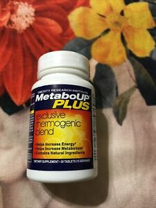 Lipozene MetaboUP Plus Diet Supplement 30 Tablets