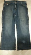 H2929 Wrangler Regular fit Jeans W38 Blau  Gut