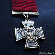 Victoria Cross Highest Military Cross Medal Decoration For Valour Unique Repro.