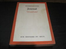 Jean-René HUGUENIN: Journal  1964