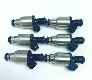 SET OF 6 Standard FJ93 NEW  Fuel Injector BUICK,CADILLAC,CHEVROLET,OLDSMOBILE