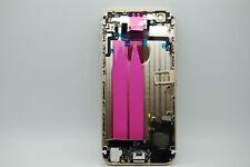 IPhone 6 Gold complet capot arrière, Shell, logement, GPS, frais de port, boutons