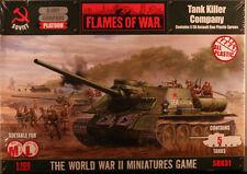Flames of War: Soviet: Tank Killer Company (SBX31)  NEW