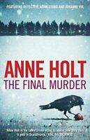 Like New, The Final Murder (MODUS), Holt, Anne, Paperback
