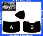 Pellicola Oscurante Vetri Audi A5 Coupè 2 Porte 2007-2011 5%, 20%, 35% o 50%