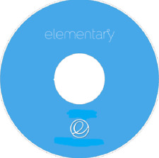 Latest New Release Linux Elementary 5.0 64 Bit OS BOOTABLE DVD Operating System