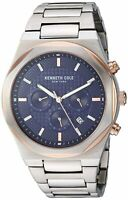 Kenneth Cole New York Men's Quartz Stainless Steel Watch KC50731001