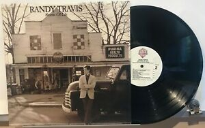 RANDY TRAVIS Storms of Life LP Excellent