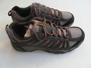 Columbia Charter Oak Waterproof  YM1015 009  man grey shoes 9.5 Brand New