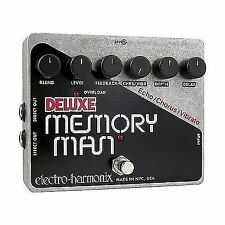 Electro Harmonix Deluxe Memory Man Effects Pedal (new)