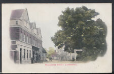 Wiltshire Postcard - Winchester Street, Ludgershall   T1402