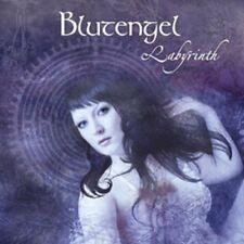 BLUTENGEL Labyrinth CD 2007