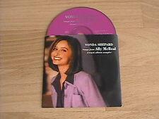 VONDA SHEPPARD - ALLY MCBEAL (RARE 4 TRACK SAMPLER PROMO CD)