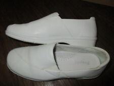 PROPET ~ COMFORT SHOES WOMEN'S Size 81/2 W WHITE ELASTIC