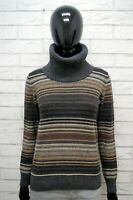 Dolce&Gabbana Donna M Maglione Pullover Dolcevita Cardigan Lana Sweater Woman