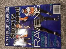 Sports Illustrated Ravens Super Bowl XLVII Champions Special Commemorative Issue