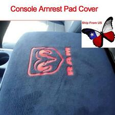 Truck Center Console Armrest Protector Pad Cover for Dodge Ram Pickup 1993-2013