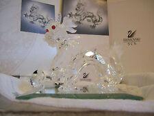 1998 Swarovski Crystal Annual 'DRAGON' Boxes & COA MINT