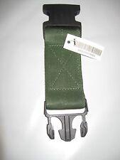 USGI Surplus LBV MilitaryOD Green Web Pistol Utility Equipment Belt Extender BNB