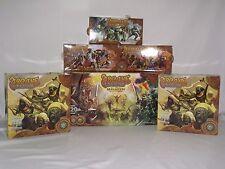 Arcane Legions Huge Lot 215+ Figures Starter Egyptian Infantry Army Han Roman