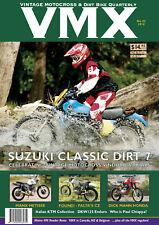 VMX Vintage MX & Dirt Bike AHRMA Magazine - Issue #43