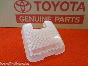 ❤️ Toyota Interior Mirror Base Dome Light Lens 4Runner Pickup 89-95 OEM
