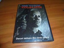 The Equalizer (DVD, 2014, Widescreen) Denzel Washington,Chloe Grace Moretz NEW