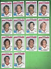 #D431.  1980  MANLY SEA EAGLES  SCANLENS RUGBY LEAGUE CARDS