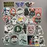 25/50PCS Star Wars Car Sticker Skateboard Label Tag Handbox Laptop Decal Decor