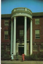 postcard USA  Indiana Pensylvania Municiple Building Wilkinsburgh  unposted