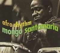 Afro Rhythm, Mongo Santamaria, Audio CD, New, FREE & Fast Delivery
