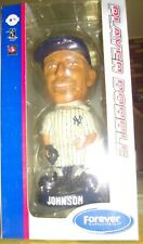 Randy Johnson  Bobble Bobblehead NEW YORK Yankees  2005 Forever Collectibles NIB