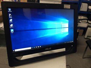 Asus AzareWave NE186H All in One PC Intel Pentium G2030 @3.00GHz 4GB 500GB