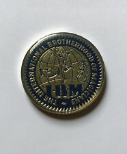 I.B.M. Collector'S Coin / Magic Member's Coin / Medallion