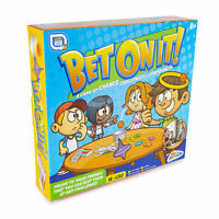 Bet On It Game Childrens Board Party Games Competitive Family Fun Challenges
