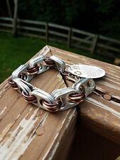 Fair Trade Handmade Soda Tab Bracelet (jewelry)