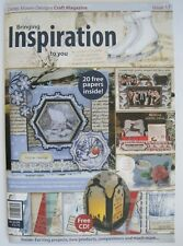 Debbi Moore Bringing Inspiration To You Craft Magazine & Papers - No CD Issue 17