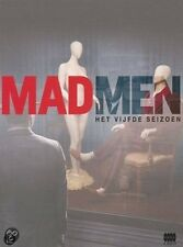 DVD - MAD MEN  -  SEIZOEN / SAISON / SEASON 5   (NEW / NIEUW SEALED)
