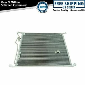 AC Condenser A/C Air Conditioning for Mercedes CL500 S430 S500 CL55 AMG S55 AMG