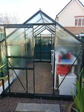 Used aluminium greenhouse