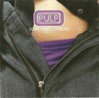 PULP something changed (CD Single) Brit Pop, Synth-pop, Pop, very good condition