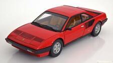 1:18 Hot Wheels Elite Ferrari Mondial 8 Coupe 1980-1993 red
