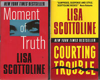 Complete Set Series - Lot of 11 Rosato and Associates books by Lisa Scottoline