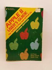 Apple Ii User's Guide by Lon Poole