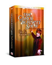 NEW The Carol Burnett Show: Carols Favorites Collectors Edition FREE SHIPPING