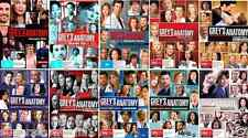 Grey's Anatomy Season 1 2 3 4 5 6 7 8 9 10 : NEW DVD